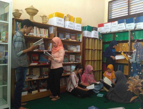 Perpustakaan Mini Prodi Pendidikan Bahasa Indonesia Jadi Favorit Mahasiswa